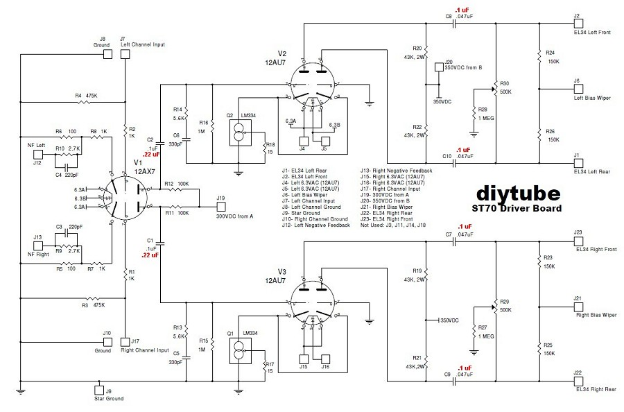 shannon driver board wardsweb dynaco st 70 project dynaco st70 wiring diagram at reclaimingppi.co