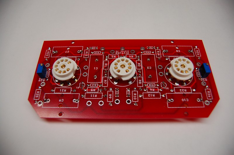DIY Audio Projects Forum • Wardsweb Custom Dynaco ST-70 build