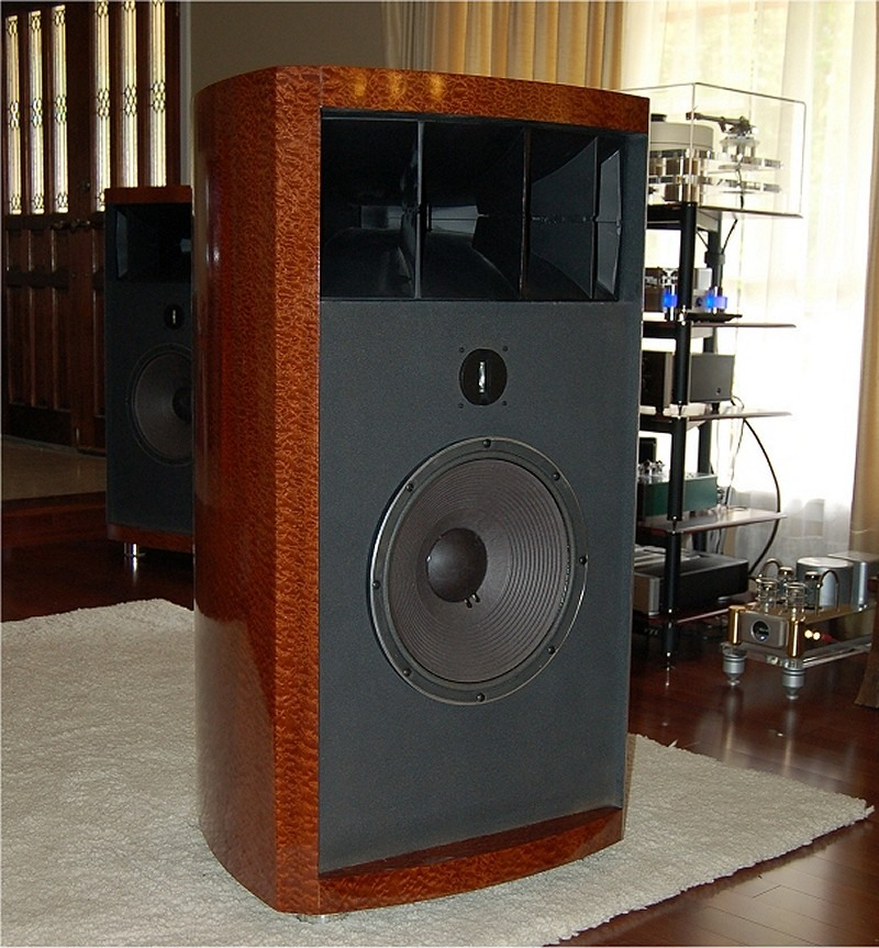 Custom 3-way horn - Home Theater Forum and Systems ...