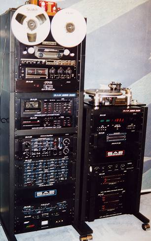 Sae Audio Systems Of Jim A