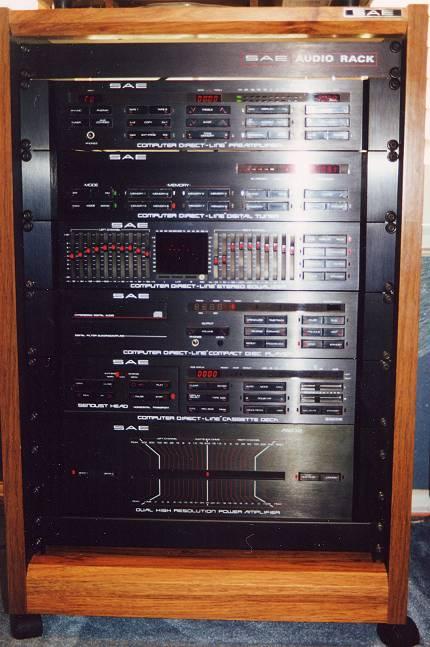 Infinity Speakers Vintage