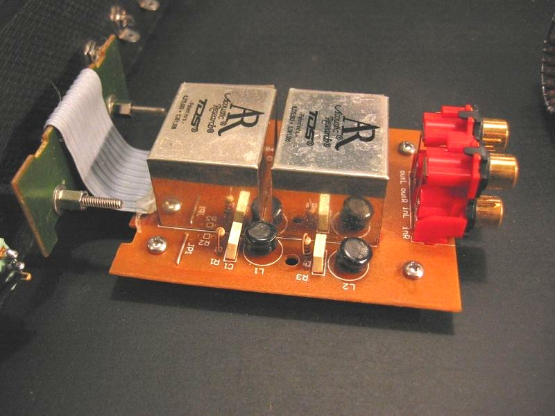Custom Diy Passive Preamp