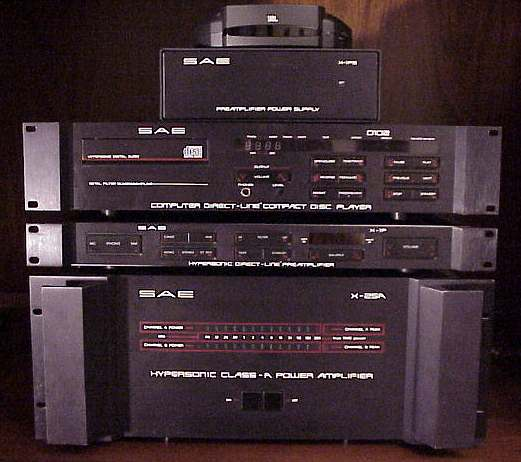 Let S See Your Sae Gear Old Or New Steve Hoffman Music