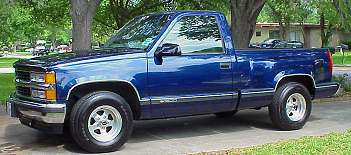 1998 Chevrolet 1500 Sportside Pickup