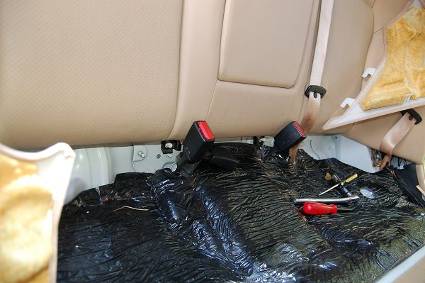 How To Remove The Back Seat Mbworld Org Forums