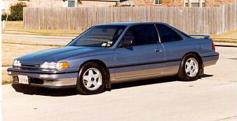 Custom 1989 Acura Legend LS Performance Upgrades