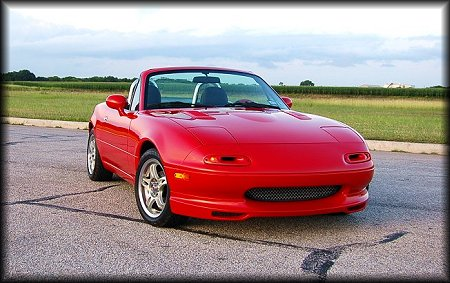 1993 Mazda Miata Iengine Mods & Upgrades